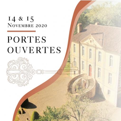 Portes Ouvertes 2020 │ 14 & 15 Novembre 2020